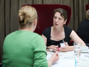 Anna Mumsnet Workfest Career Clinic